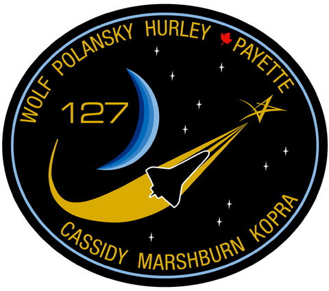STS 127 Patch