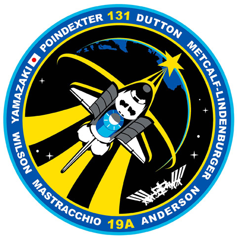 STS 131 Patch