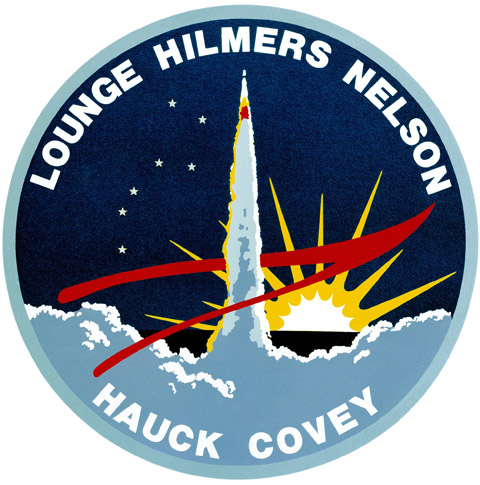 STS 26 Patch
