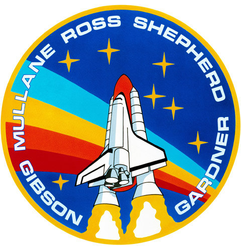 STS 27 Patch