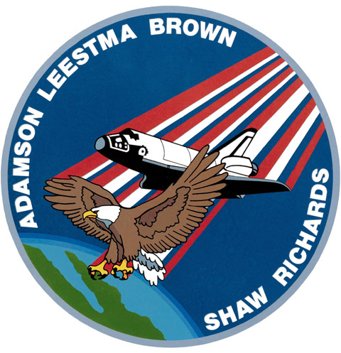 STS 28 Patch