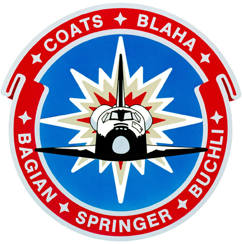 STS 29 Patch