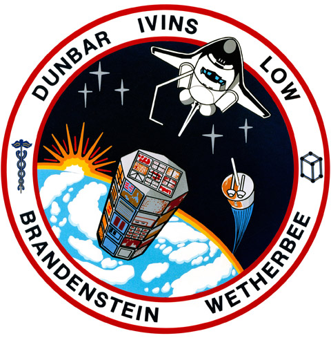 STS 32 Patch