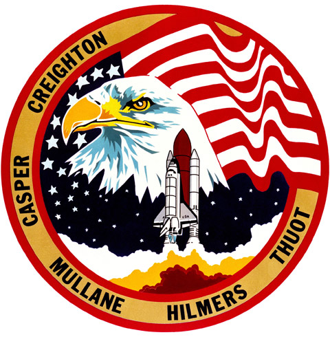 STS 36 Patch