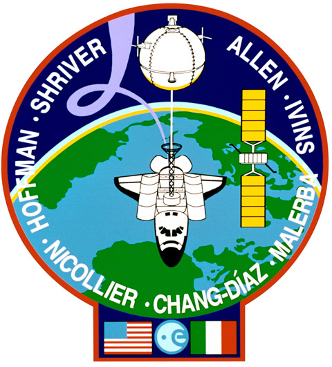 STS 46 Patch