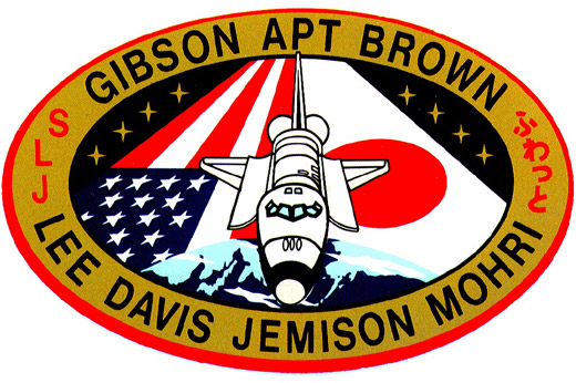 STS 47 Patch