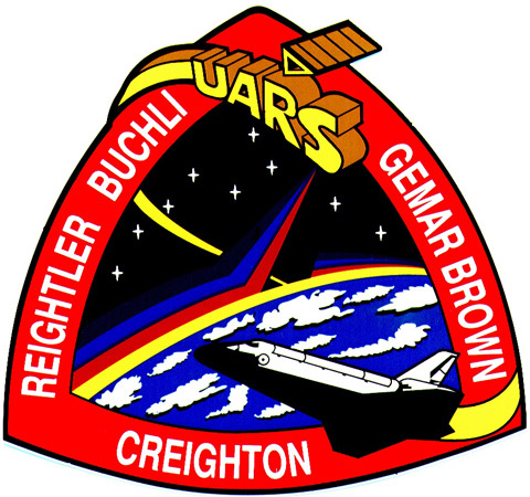 STS 48 Patch