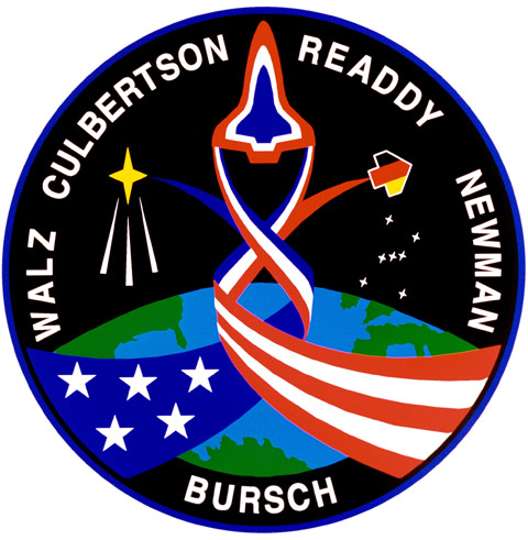 STS 51 Patch