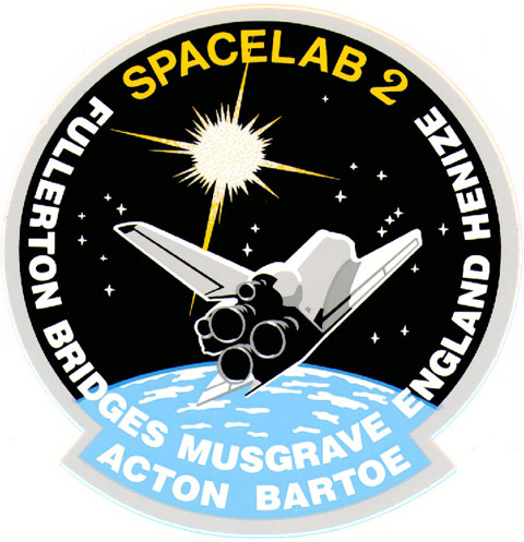 STS 51F Patch