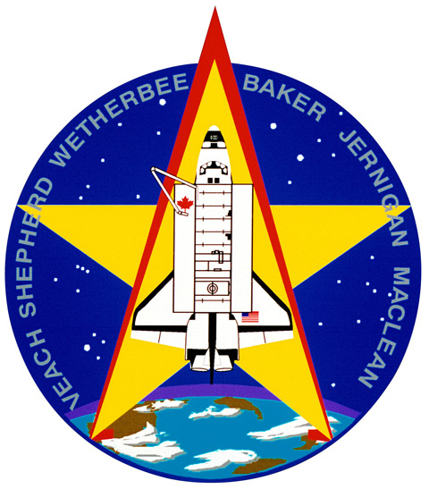 STS 52 Patch