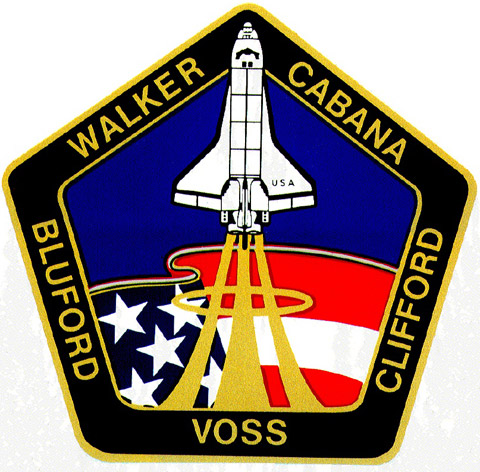 STS 53 Patch