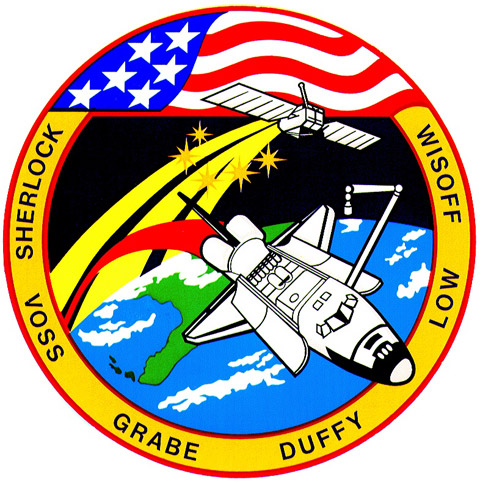 STS 57 Patch