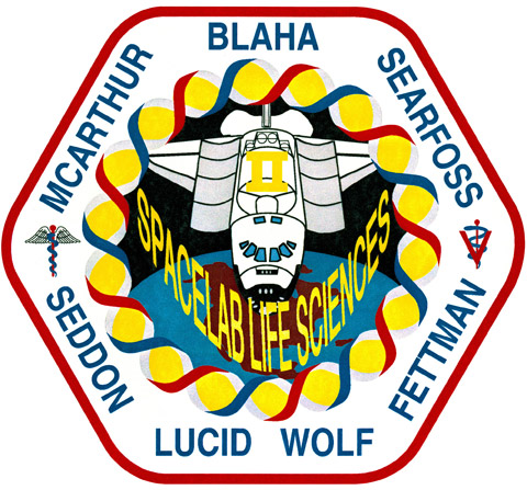 STS 58 Patch