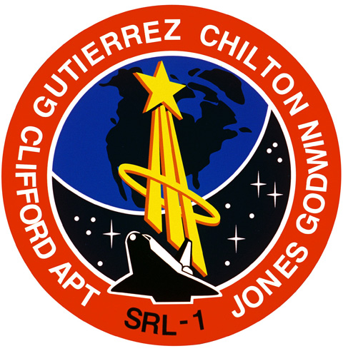 STS 59 Patch