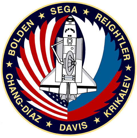 STS 60 Patch