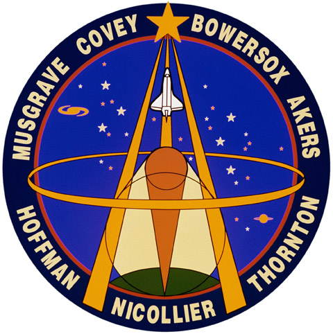 STS 61 Patch