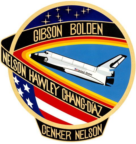 STS 61C Patch
