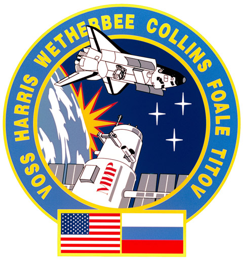 STS 63 Patch