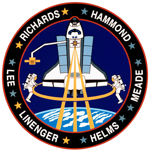 STS 64 Patch