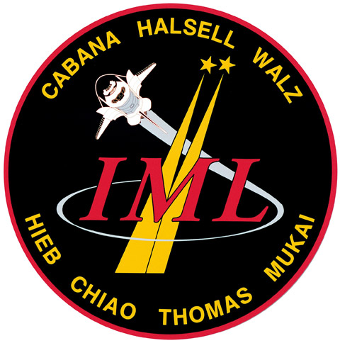 STS 65 Patch