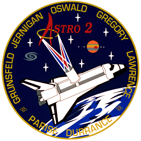 STS 67 Patch