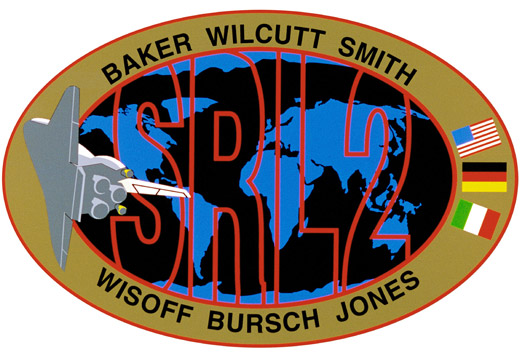 STS 68 Patch