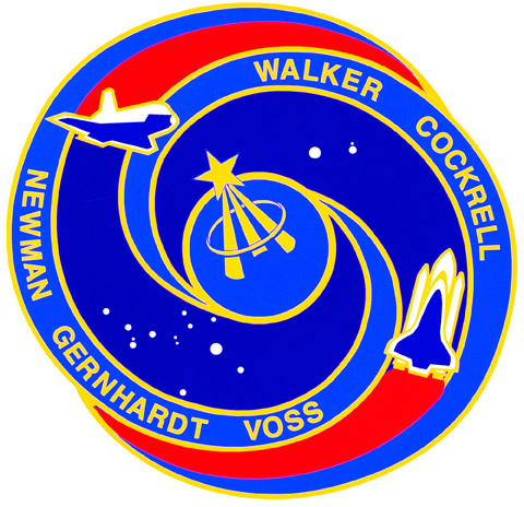 STS 69 Patch