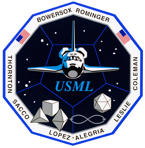 STS 73 Patch