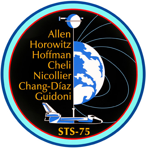 STS 75 Patch