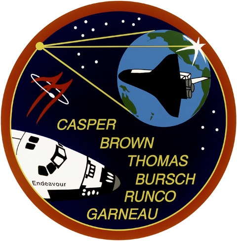 STS 77 Patch
