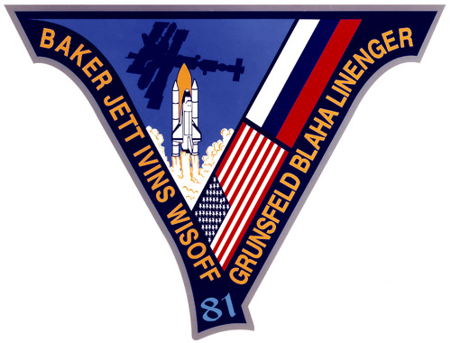 STS 81 Patch