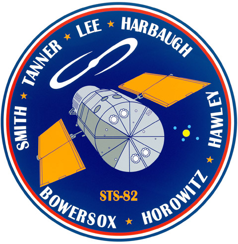 STS 82 Patch