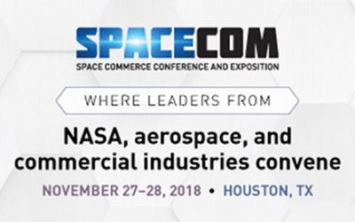 The Space Commerce Conference and Exposition, November 27-28, Houston