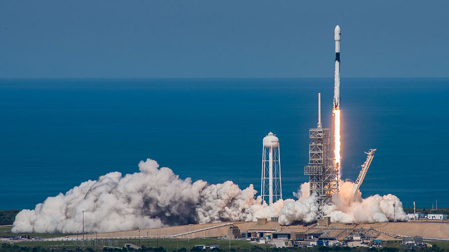 2018 Milestones in Space Development: May 11, 2018 Launch of the Block 5 Falcon 9