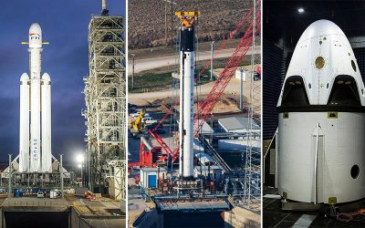 The SpaceX Triple Trifecta