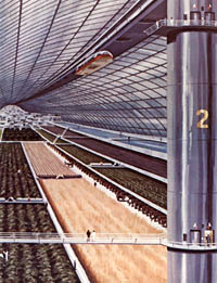 Stanford Torus agriculture