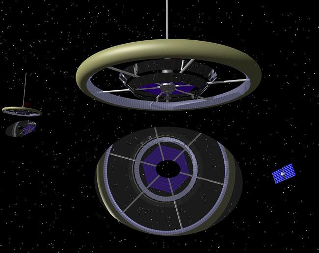 Space Settlement Art Contest: Stanford Torus
