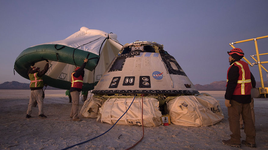 Boeing CST-100 Starliner 2019 Events and Information