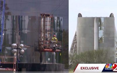 Construction of Second Orbital Starship Underway