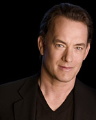 Tom Hanks biography portrait