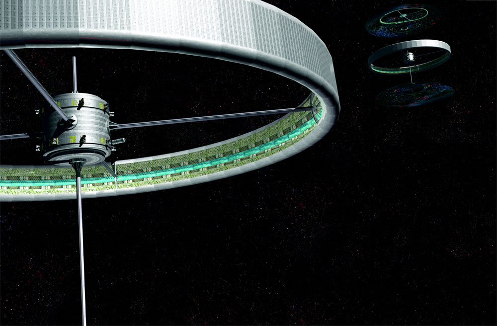 Vademecum Torus Space Settlement