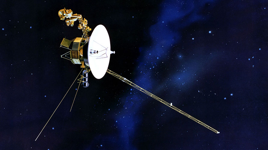"National Space Society Honors JPL's Voyager Team: ""Humans have never before reached so far"""