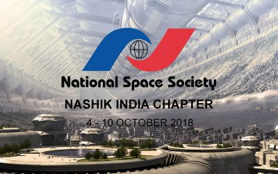 Watch Nashik India NSS Chapter's Space Week Events Streamed Live October 4-10