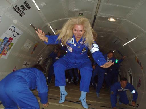 Zero G Commercial Flight