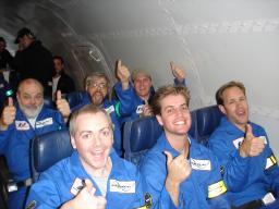 Zero G Commercial Flight